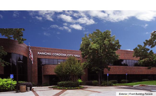 City Of Rancho Cordova Ca Building Department